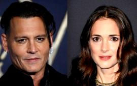 Is Johnny Depp Leaning On Winona Ryder During Amber Heard Legal Battle?
