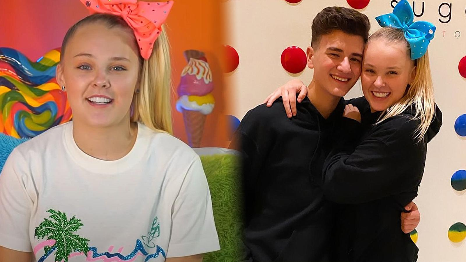 Jojo Siwa Calls Her Fans Out Over Sending Hate To Her Ex Mark Bontempo