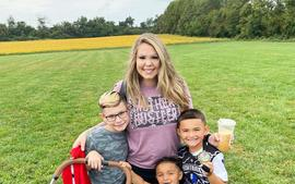 Kailyn Lowry Says She Might Be Done Having Kids After 4 Sons But She's Not Sure!