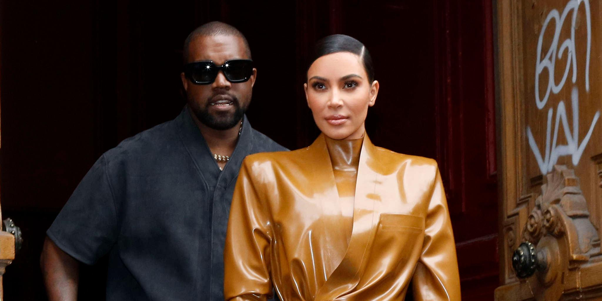 KUWTK: Kanye West Looking Forward To Becoming The President In 2024 - Is Convinced Kim Kardashian Would Make A Great First Lady!