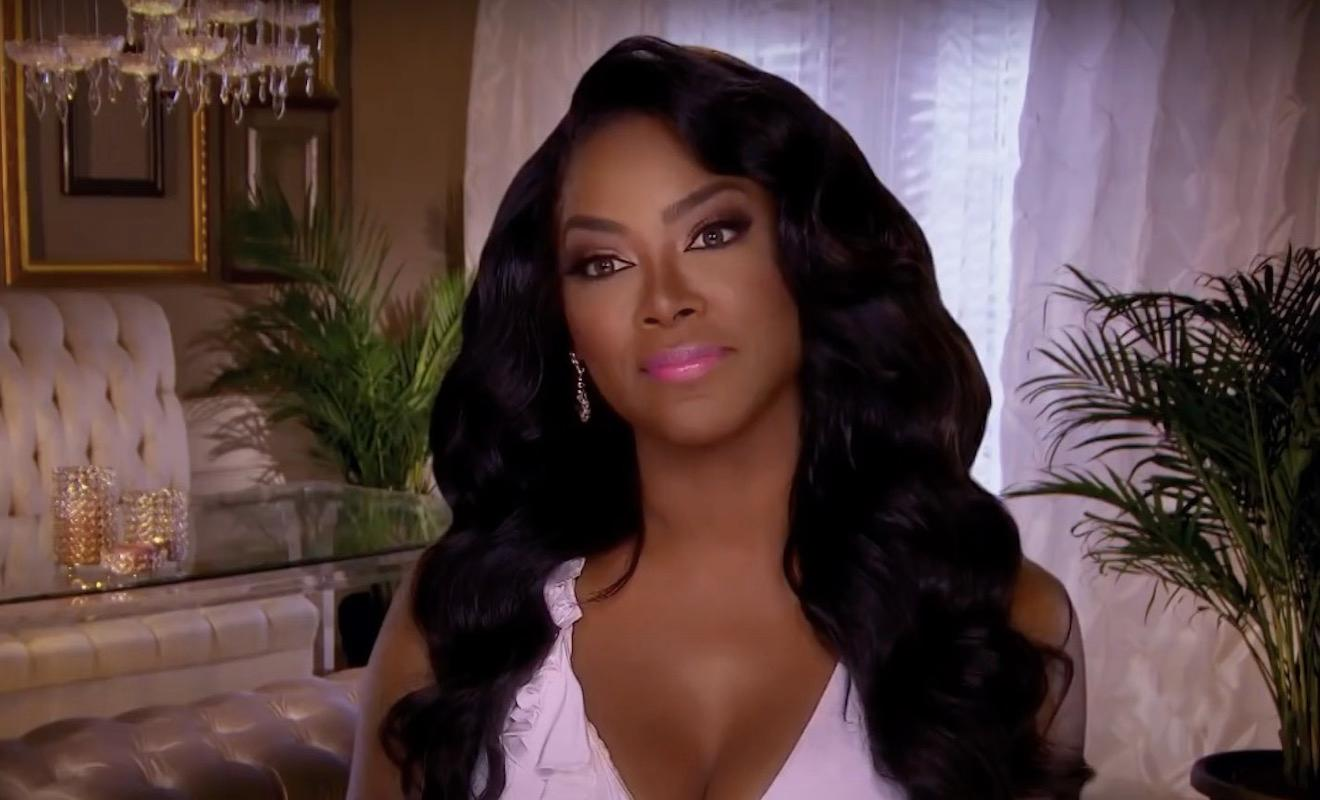 Kenya Moore Talks Fitness Goals - Check Out Her Video And Message