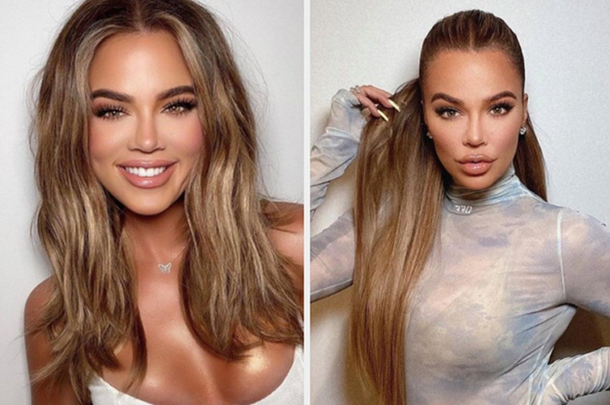 Khloe Kardashian Shocks Fans With Her 'New Face' That Just 'Dropped' - Check Out The Clip That Has People Confused
