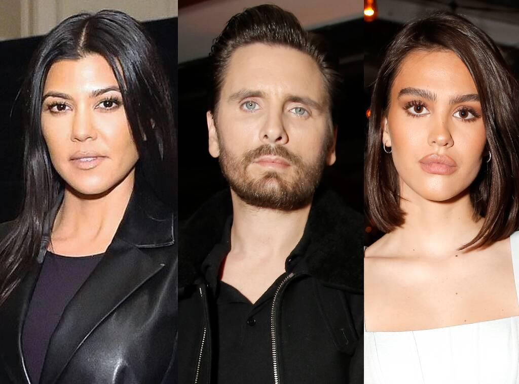 KUWTK: Kourtney Kardashian And Scott Disick - Here's How She Feels About Him Dating 19-Year-Old Amelia Hamlin!