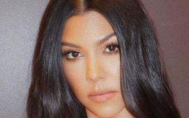 Kourtney Kardashian Puts Her Enviable Figure On Display In Mint Green Two-Piece Bathing Suit — See The Look