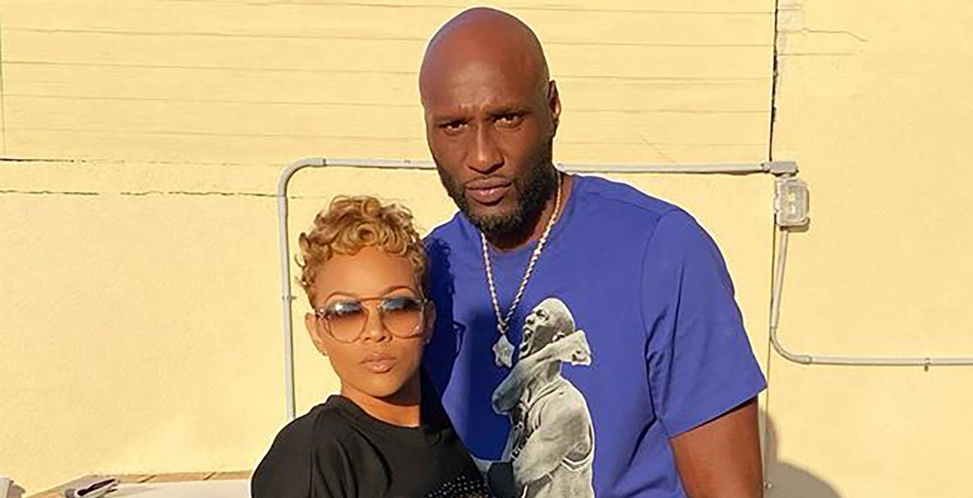 Lamar Odom And Sabrina Parr Are Over - She Confirms Split And Says He Needs Help!