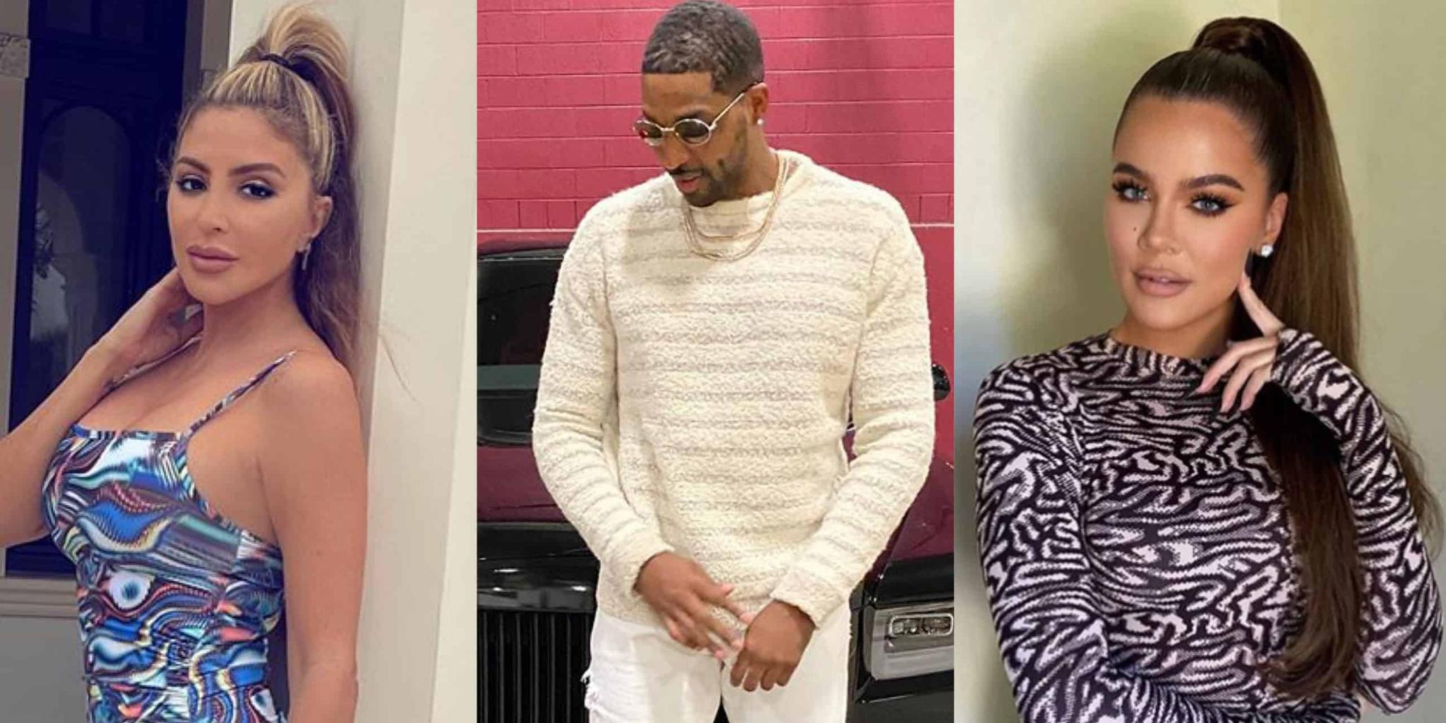 KUWTK: Larsa Pippen Says She And Tristan Thompson Dated And That She Introduced Him To Khloe Kardashian!