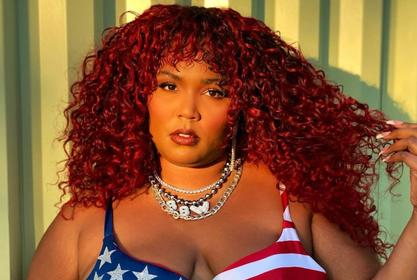 Lizzo Puts Her Famous Backside On Display In New Photos