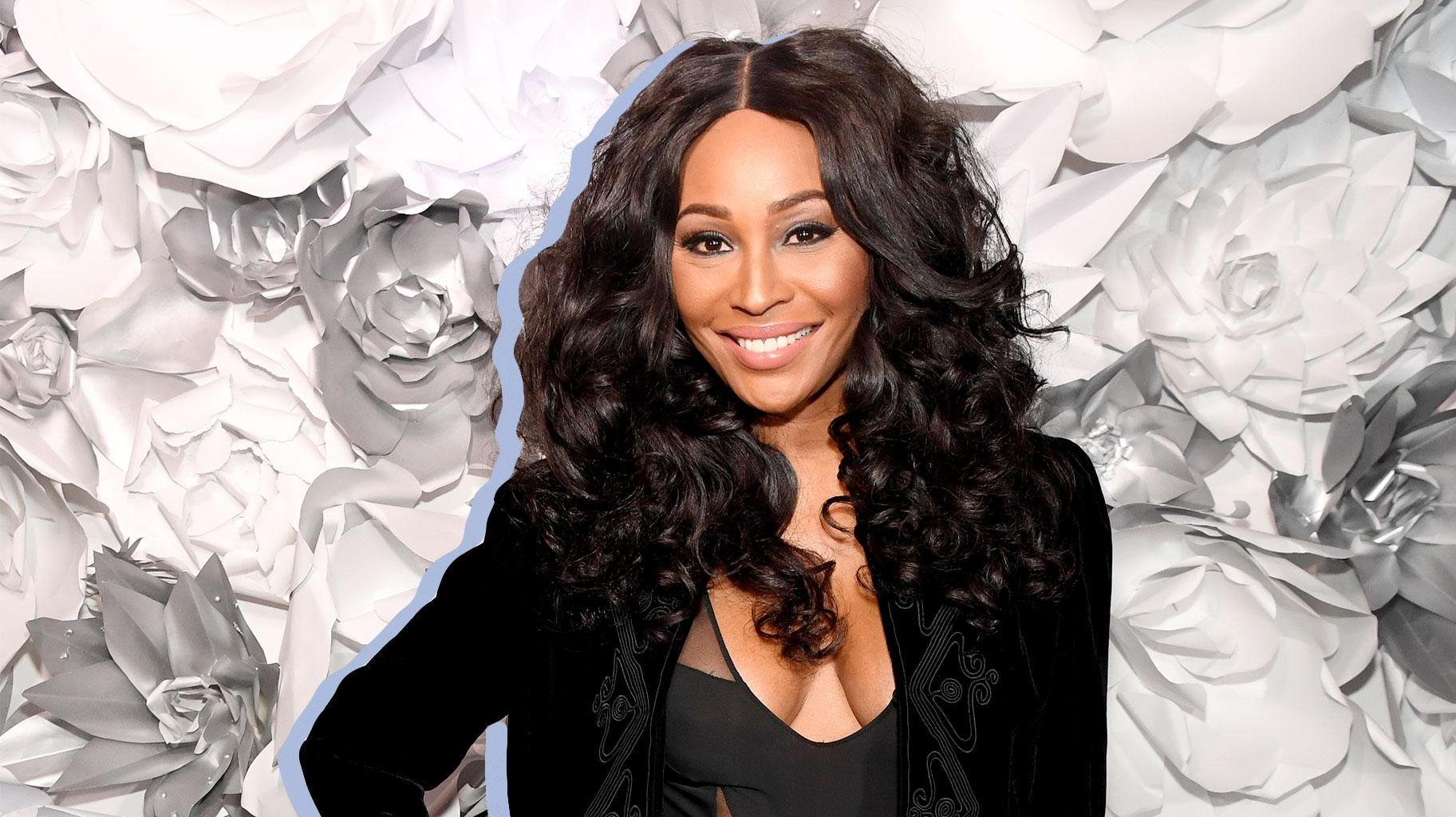 Cynthia Bailey Celebrates The Birthday Of Her Brother