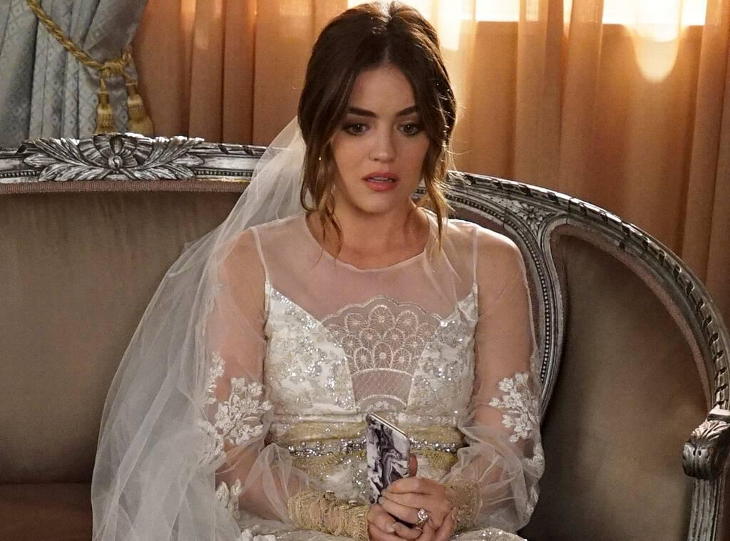 Lucy Hale - Here's How She Feels About The 'Pretty Little Liars' Reboot!