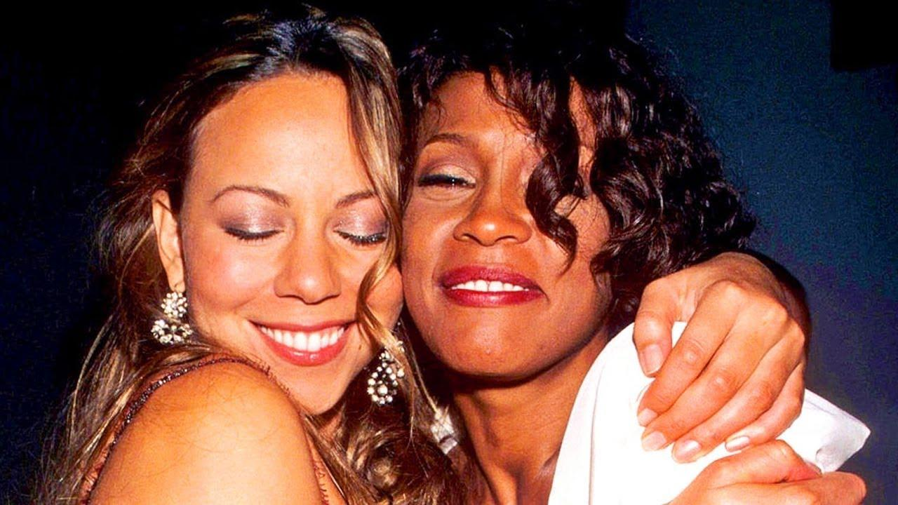 Mariah Carey Says People Expected Her To Not Get Along With Whitney Houston - Reminisces About Their Collab And Friendship!