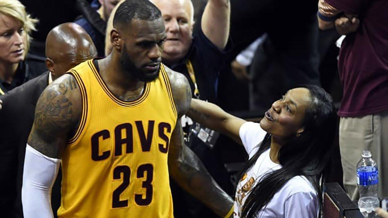 LeBron James Shows Love To His Mom - Check Out Their Gorgeous Photos And His Emotional Message