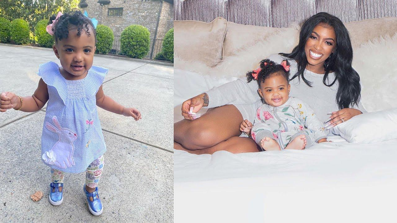 Dennis McKinley And Porsha Williams' Daughter, PJ Is Something Else In This Video - See It Here