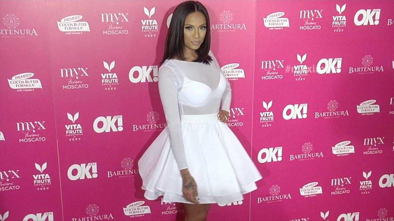 Erica Mena Shares A Message About Safaree Wanting To Leave Her - Read It Here