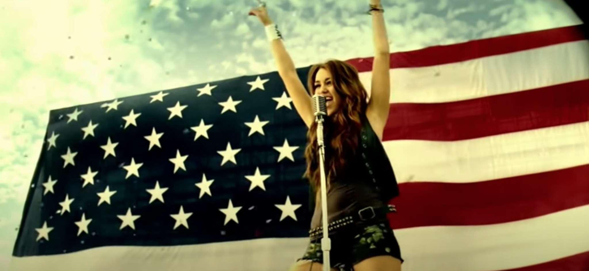 Miley Cyrus' Decade-Old 'Party In The USA' Becomes A Political Anthem As People Use It To Celebrate Joe Biden's Victory!