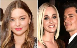 Miranda Kerr Says She 'Adores' Katy Perry - Here's Why She's So Happy Her Ex, Orlando Bloom Has Found The Singer!