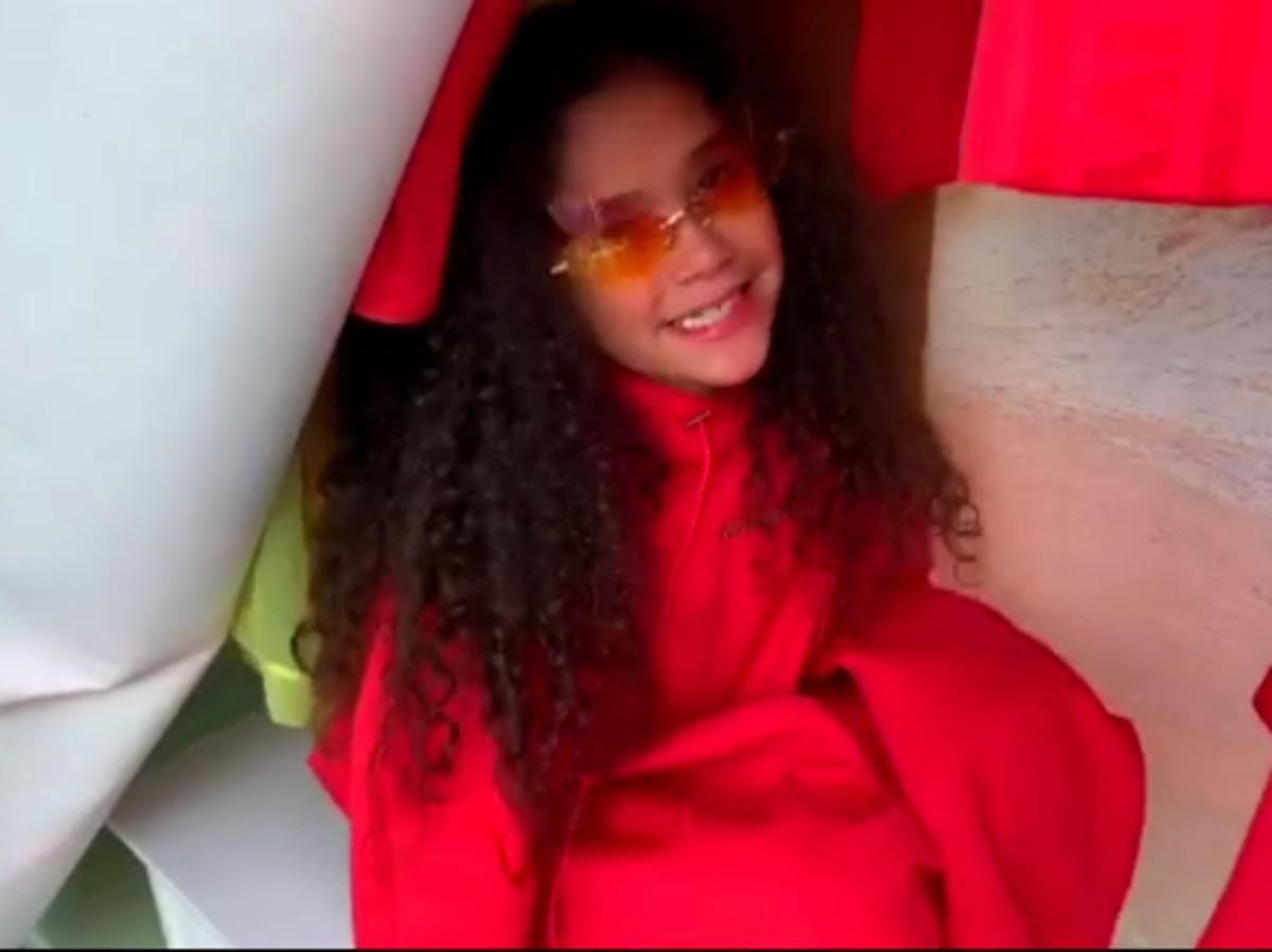 Mariah Carey's Daughter Monroe 'Roe Roe' Cannon Models Beyonce's Latest Adidas X Ivy Park Collection — See The Adorable Video