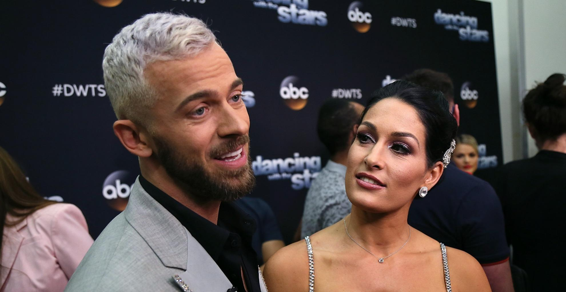Nikki Bella Reveals She Took Carrie Ann Inaba's Side In Feud Against Artem Chigvintsev