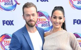 Nikki Bella Says She's 'Counting Down' The Days Until This Season Of DWTS Ends So Her Fiance Artem Chigvintsev Can Come Home - Here's Why!