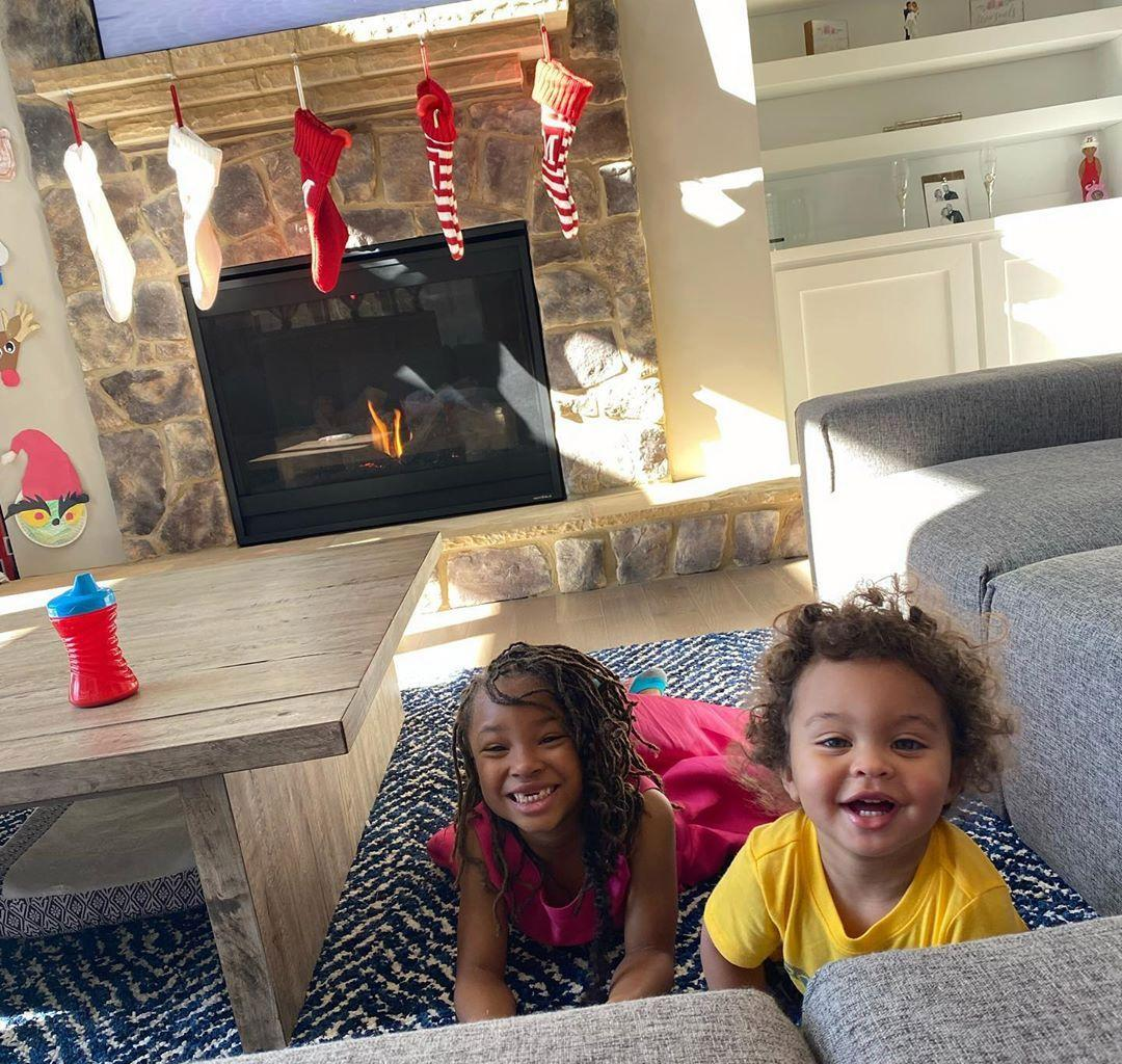 Eva Marcille Gushes Over Her Gorgeous Daughter, Marley Rae - See The New Photos Of The Young Lady
