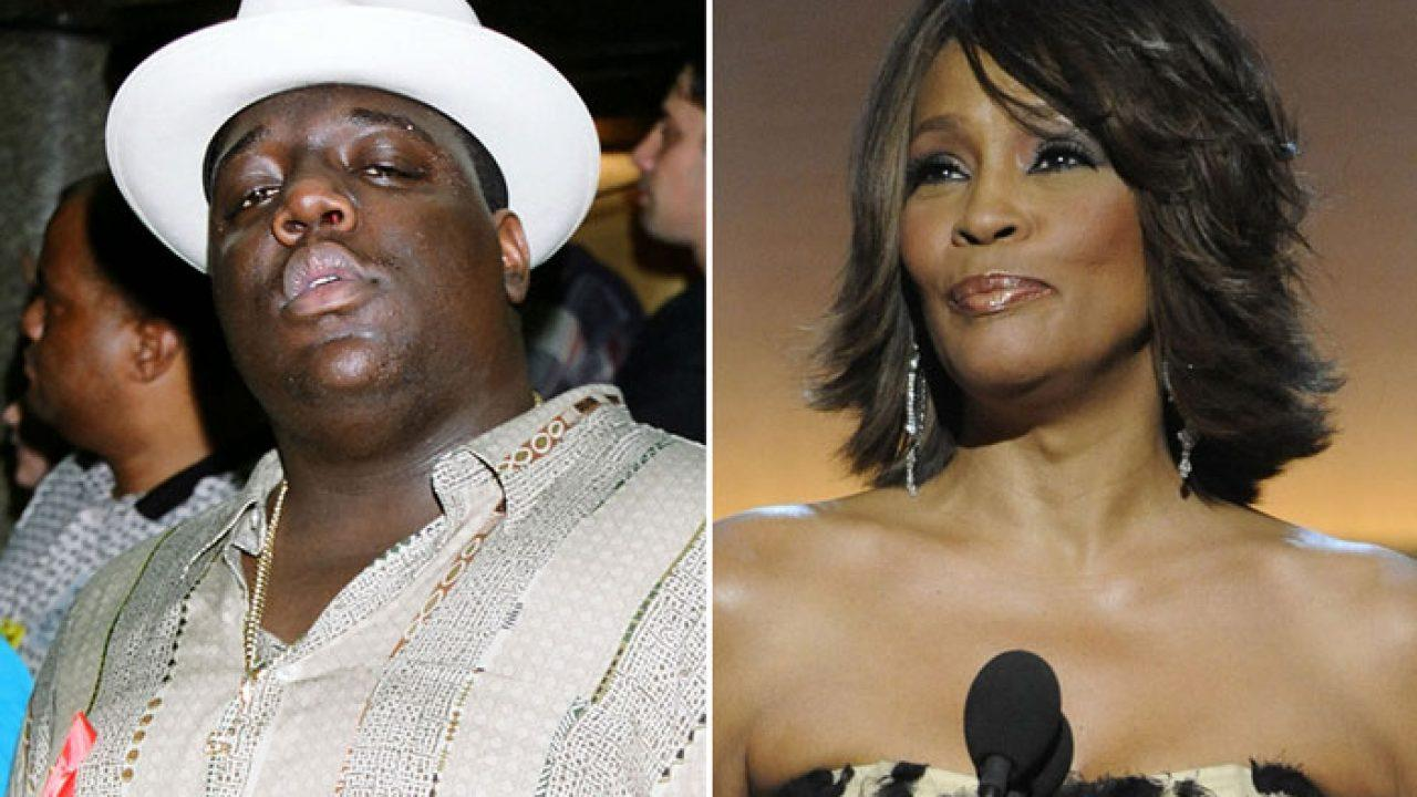 Whitney Houston And The Notorious B.I.G. Are Officially Indicted In The Rock & Roll Hall Of Fame