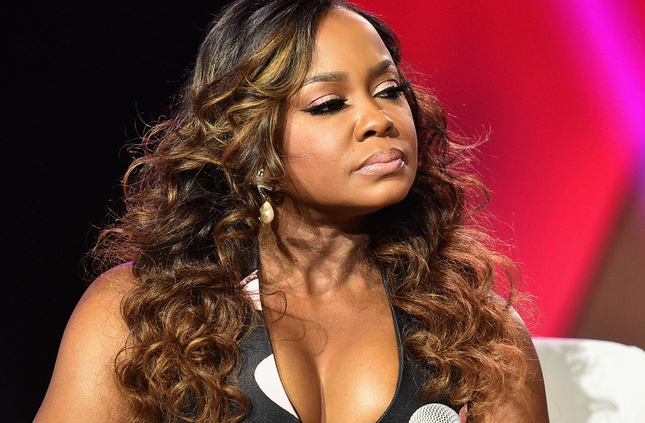 Phaedra Parks Shares More Birthday Photos And Fans Are Curious About Her Presents