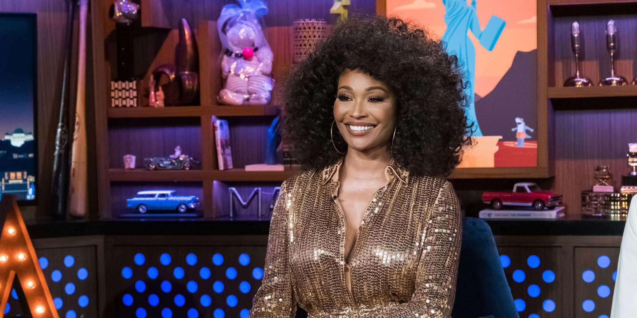 Cynthia Bailey Drops A Photo With Diddy For His Birthday - Check Them Out In Cancun