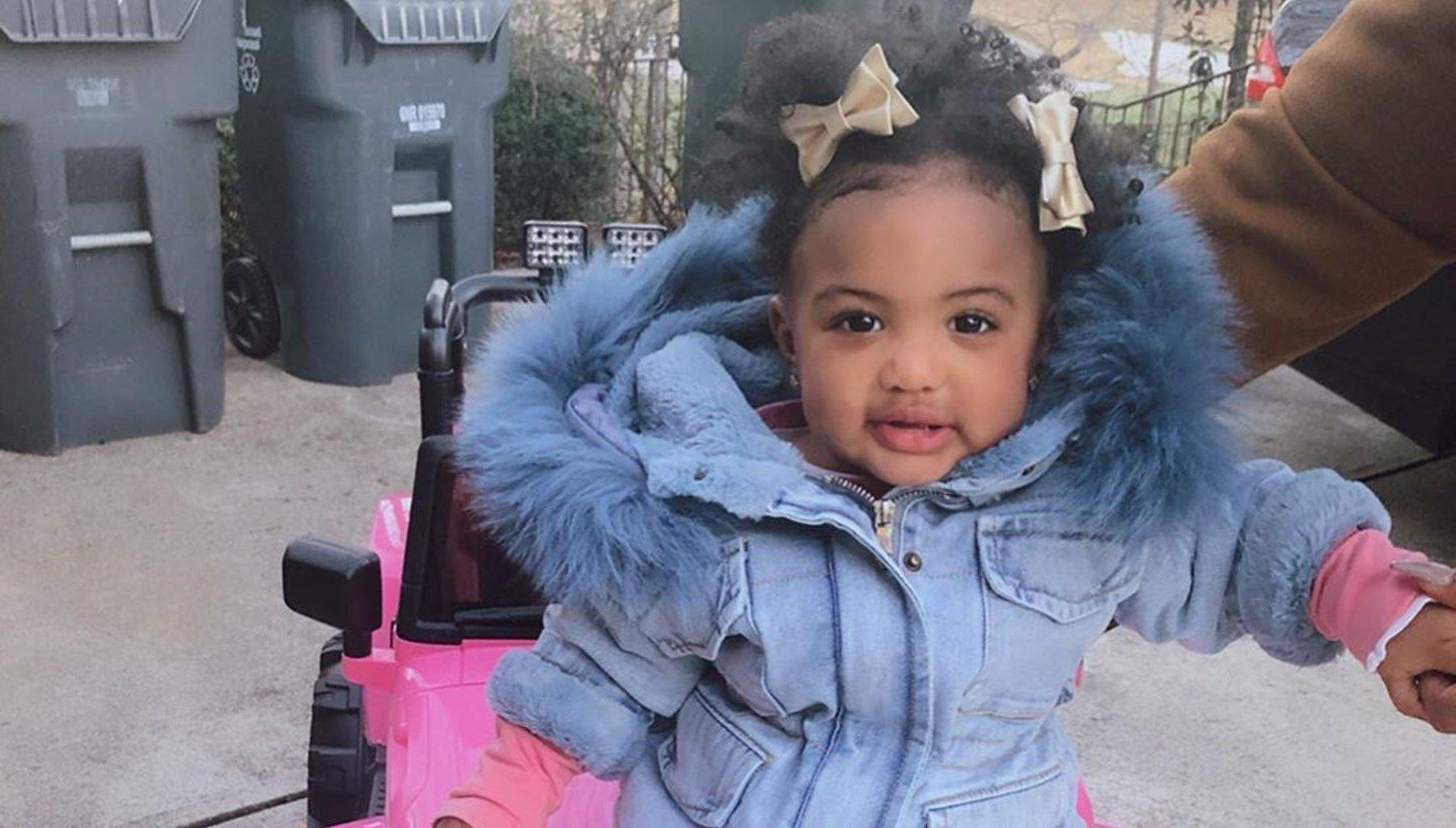 Porsha Williams' Video Featuring Her Baby Girl PJ Makes Fans' Day