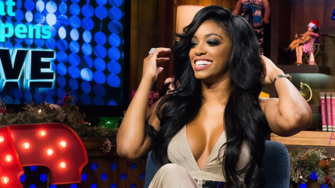 Porsha Williams Drops Precious Advice For Ladies Ahead Of The Holidays - See The Video