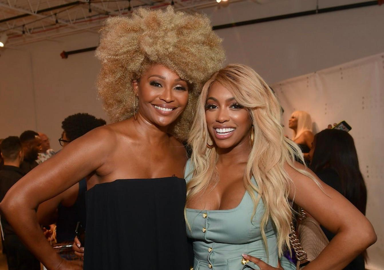 Porsha Williams And Cynthia Bailey Shine A Spotlight On Black-Owned Businesses