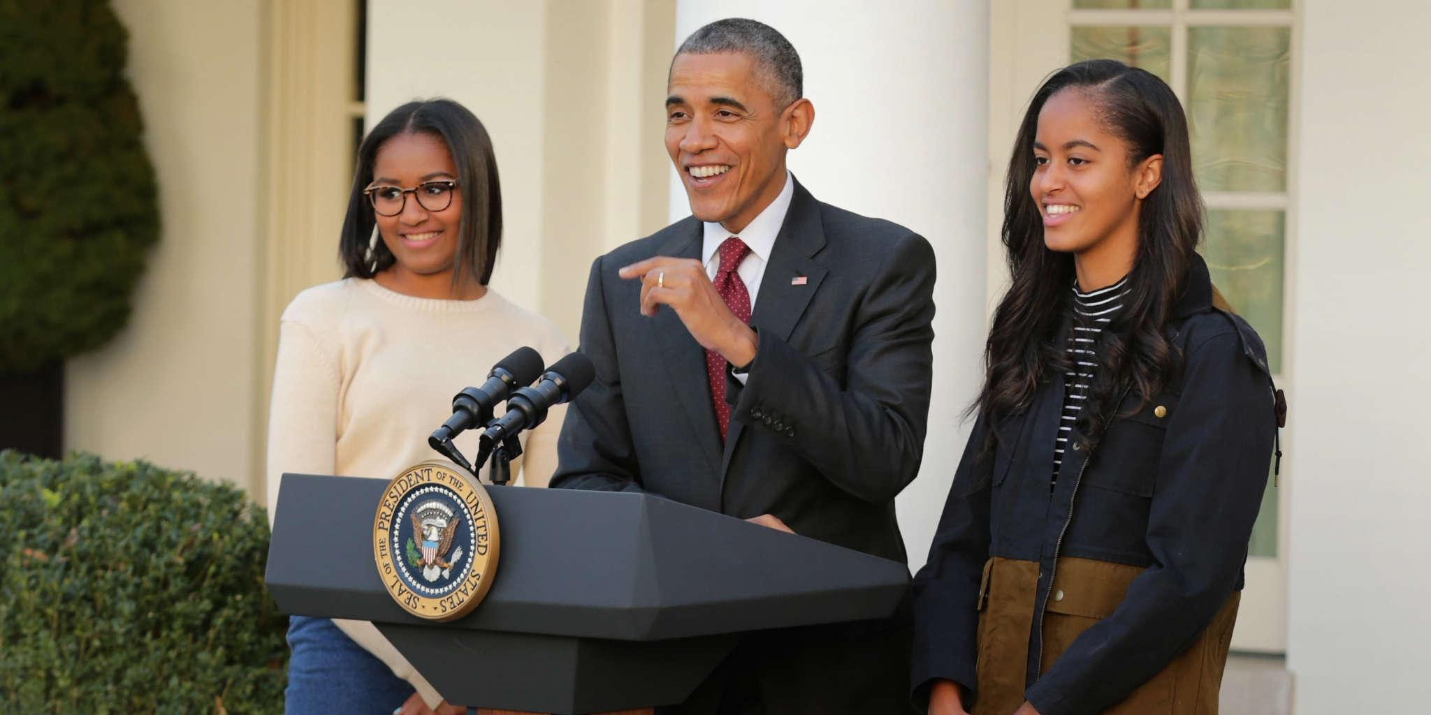 Barack Obama Gushes Over His Daughters' Best Qualities!