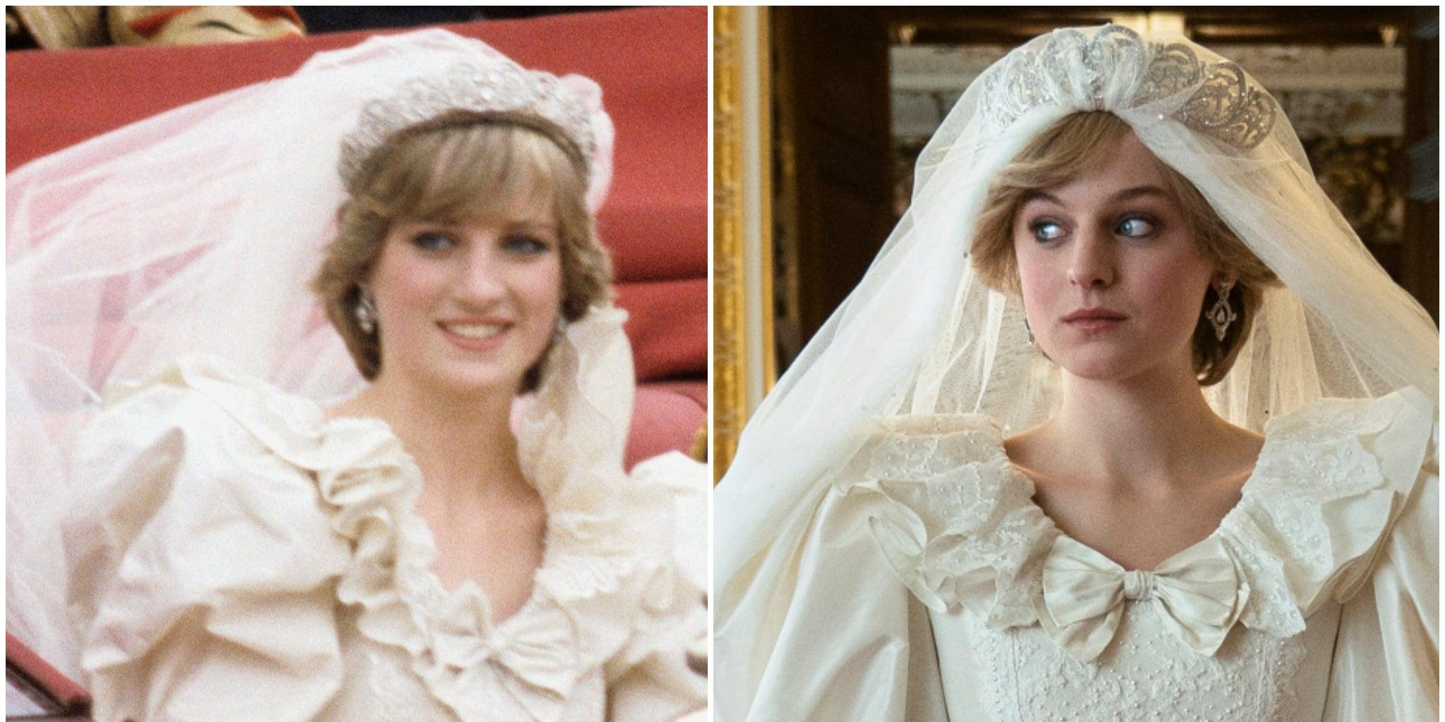 Princess Diana - Here's How 'The Crown' Recreated Her Most Memorable Looks Including Her Wedding Dress!