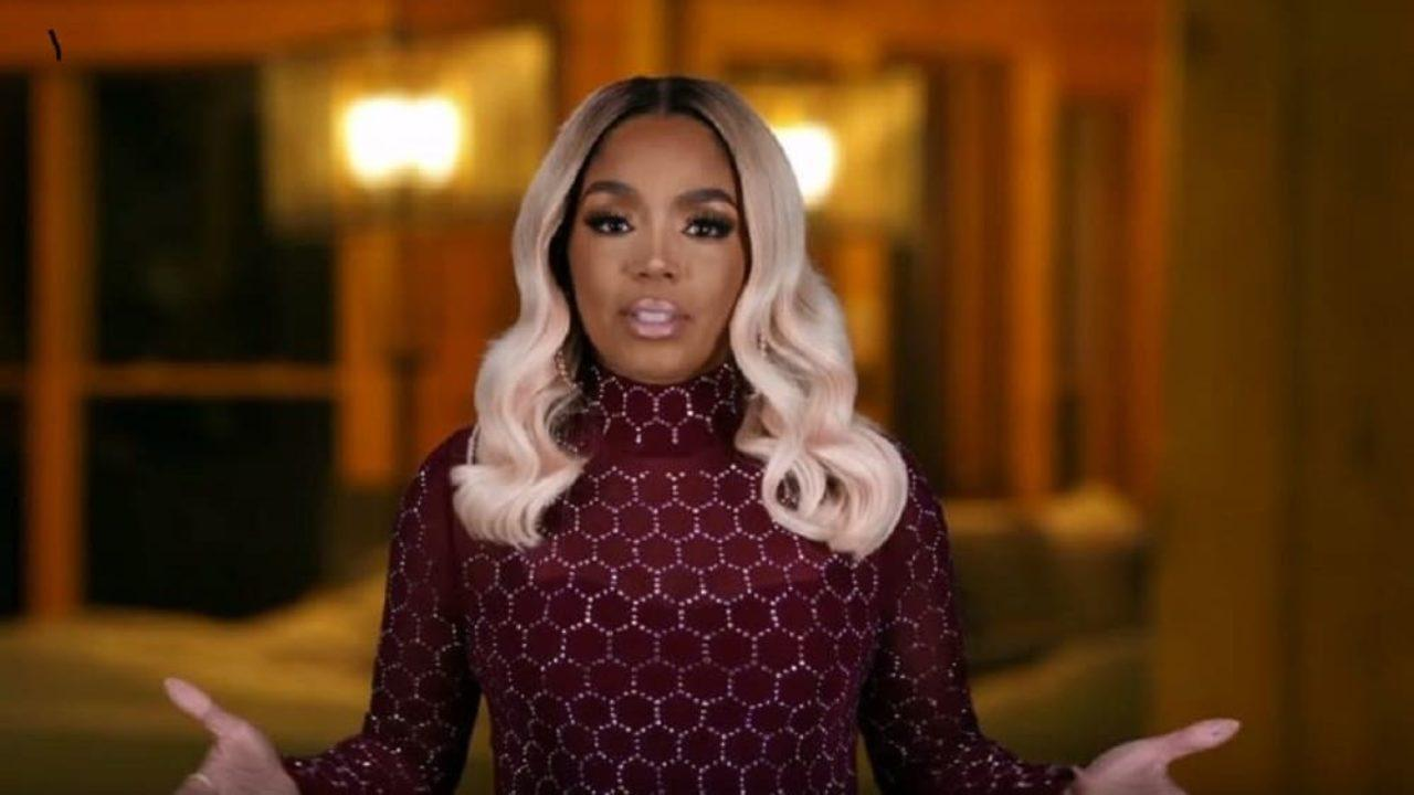 Rasheeda Frost Shows Off A New Drip From Pressed - See Her Clip