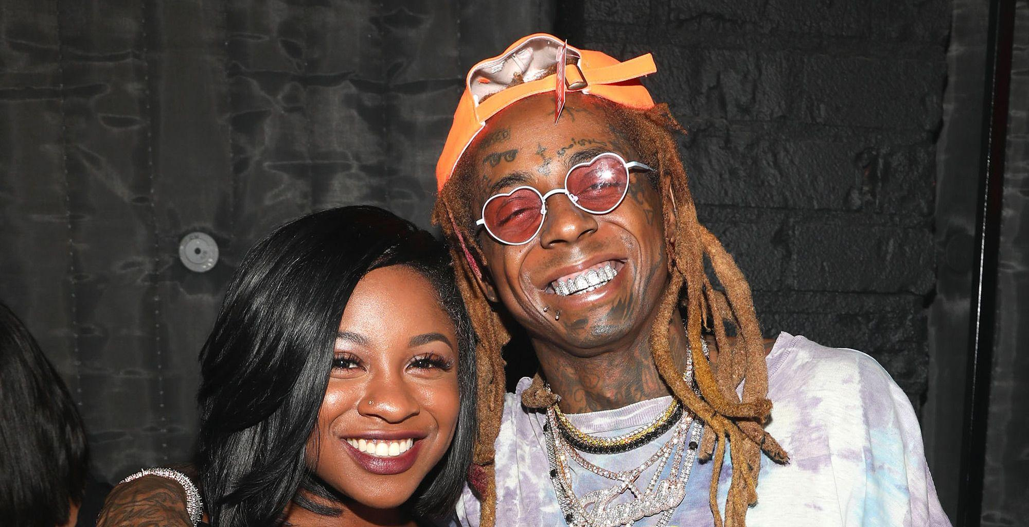 Reginae Carter Demands A 'Public Apology' From All Trump Supporters After Her Dad Lil Wayne Became One!