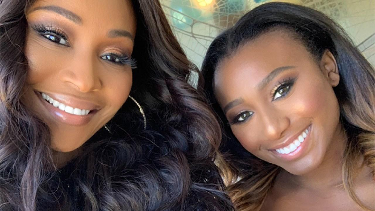 Cynthia Bailey Proudly Praises Her Daughter, Noelle Robinson Following Her 21st Anniversary