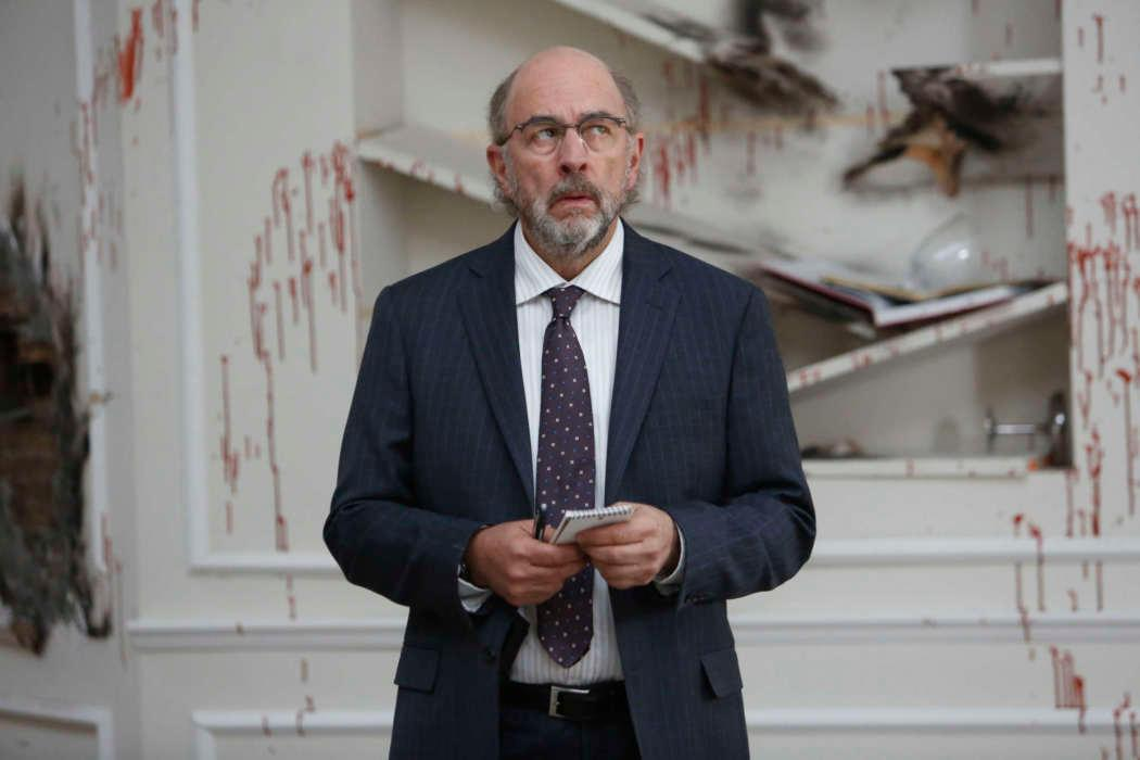 Richard Schiff And His Wife Test Positive For The Coronavirus