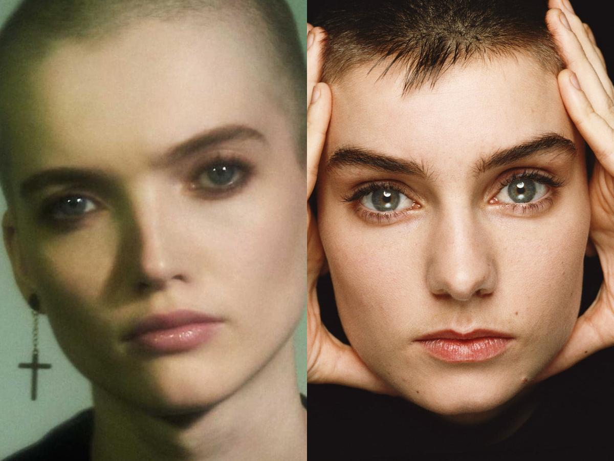 Ruth Bell Of The Bell Twins Looks Exactly Like Sinead O'Connor In New Photos