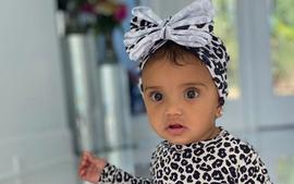 Erica Mena And Safaree's Baby Girl, Safire Majesty Is The Perfect Baby Girl - See Her Playing On The Carpet!