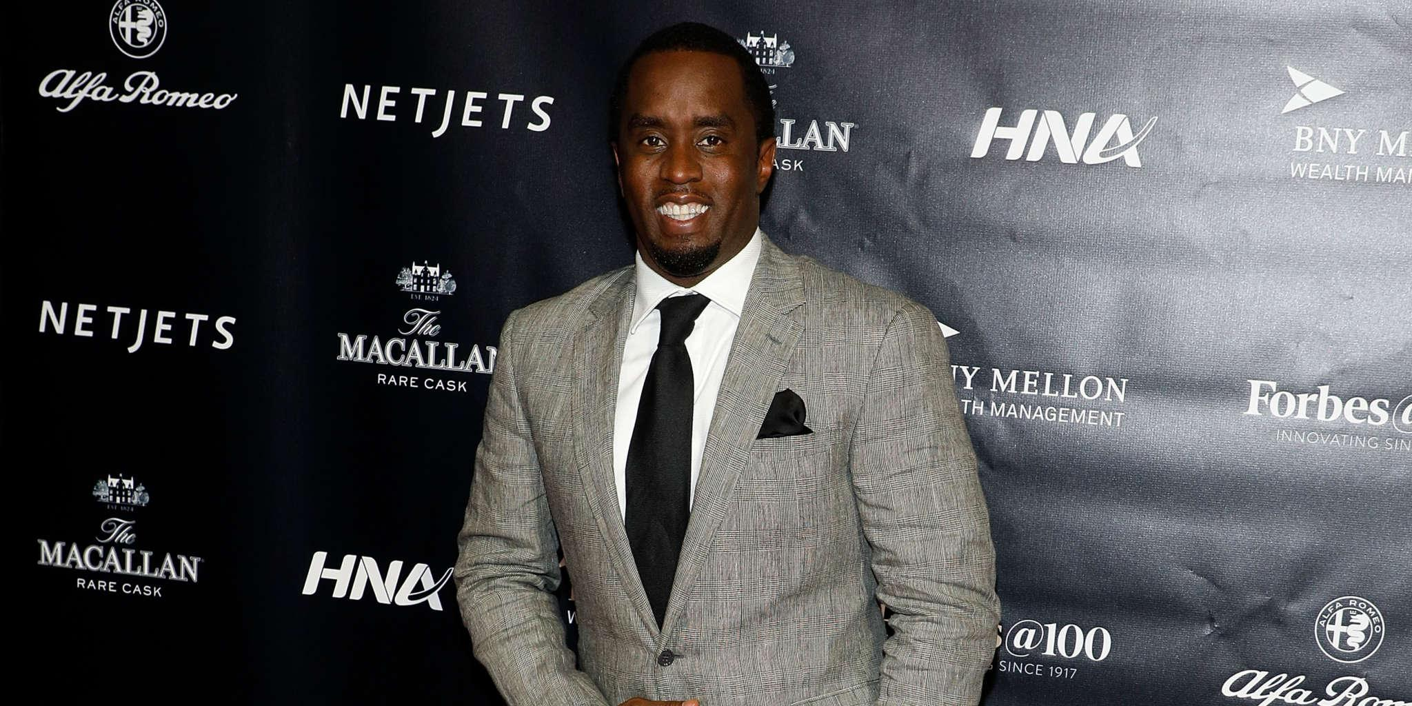 Diddy Shares Throwback Pics With His Gorgeous Daughters From His Birthday Party On A Private Island
