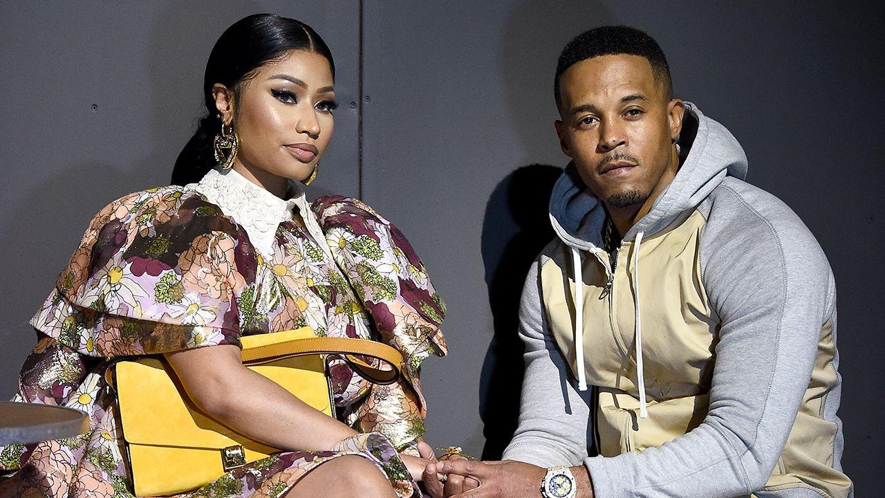 Nicki Minaj Drops New Pics With Her Husband, Kenneth Petty - Check Them Out
