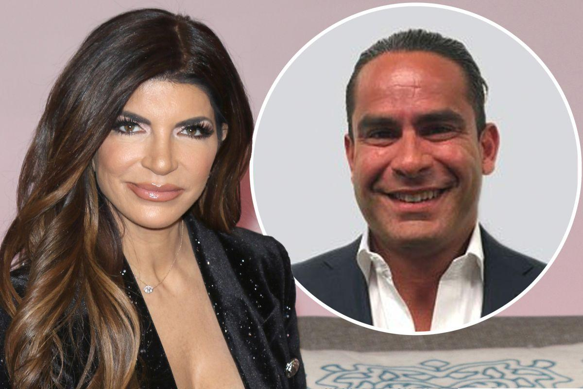 Teresa Giudice 'Taking It Slow' With New BF Despite Liking Him A Lot - Here's Why!