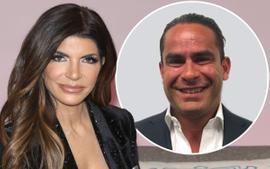 Teresa Giudice Reportedly 'Very Happy' With New BF, Businessman Louie Ruelas - Details!