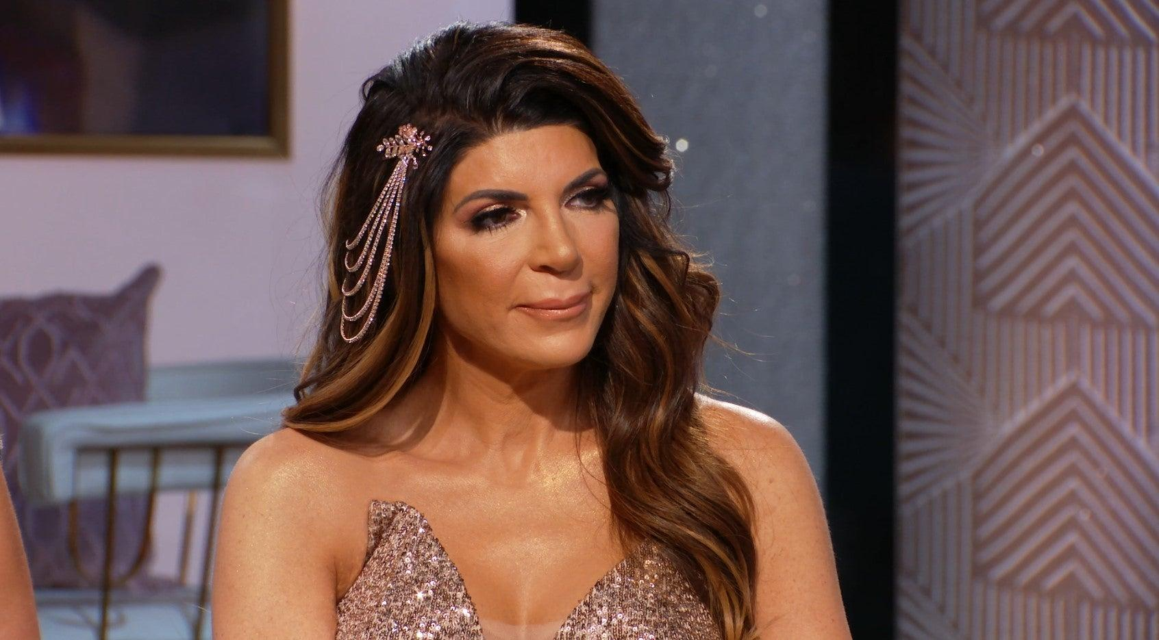 Teresa Giudice Confirms She's Been Taking Things Slow With Her New Boyfriend!
