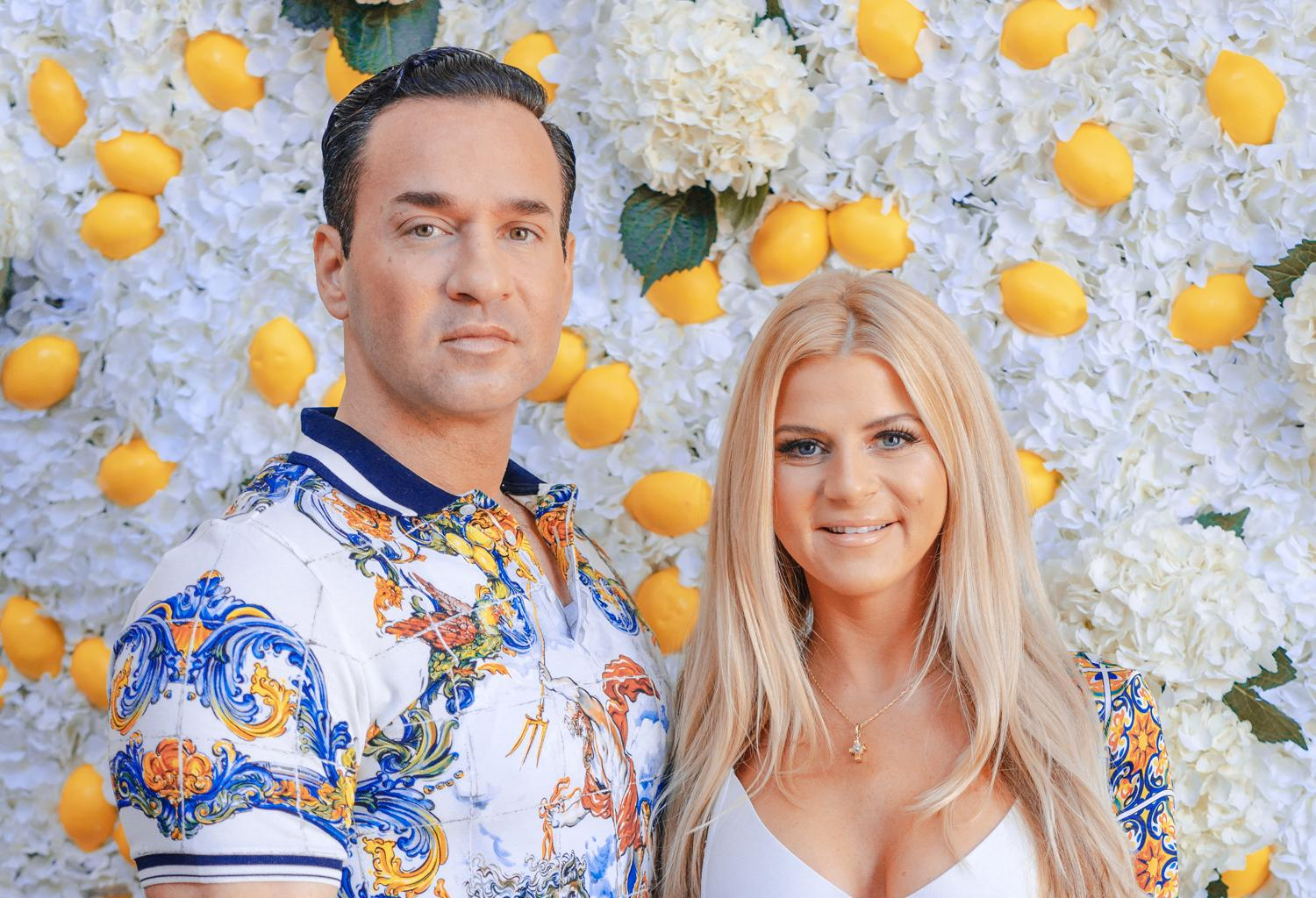 Mike Sorrentino Announces He And His Wife Are Pregnant!