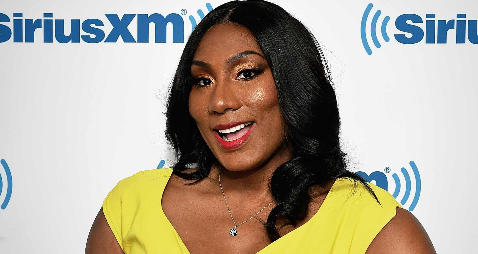 Towanda Braxton Is Living Her Best Life And She's Not Shy To Flaunt It - See Her Video