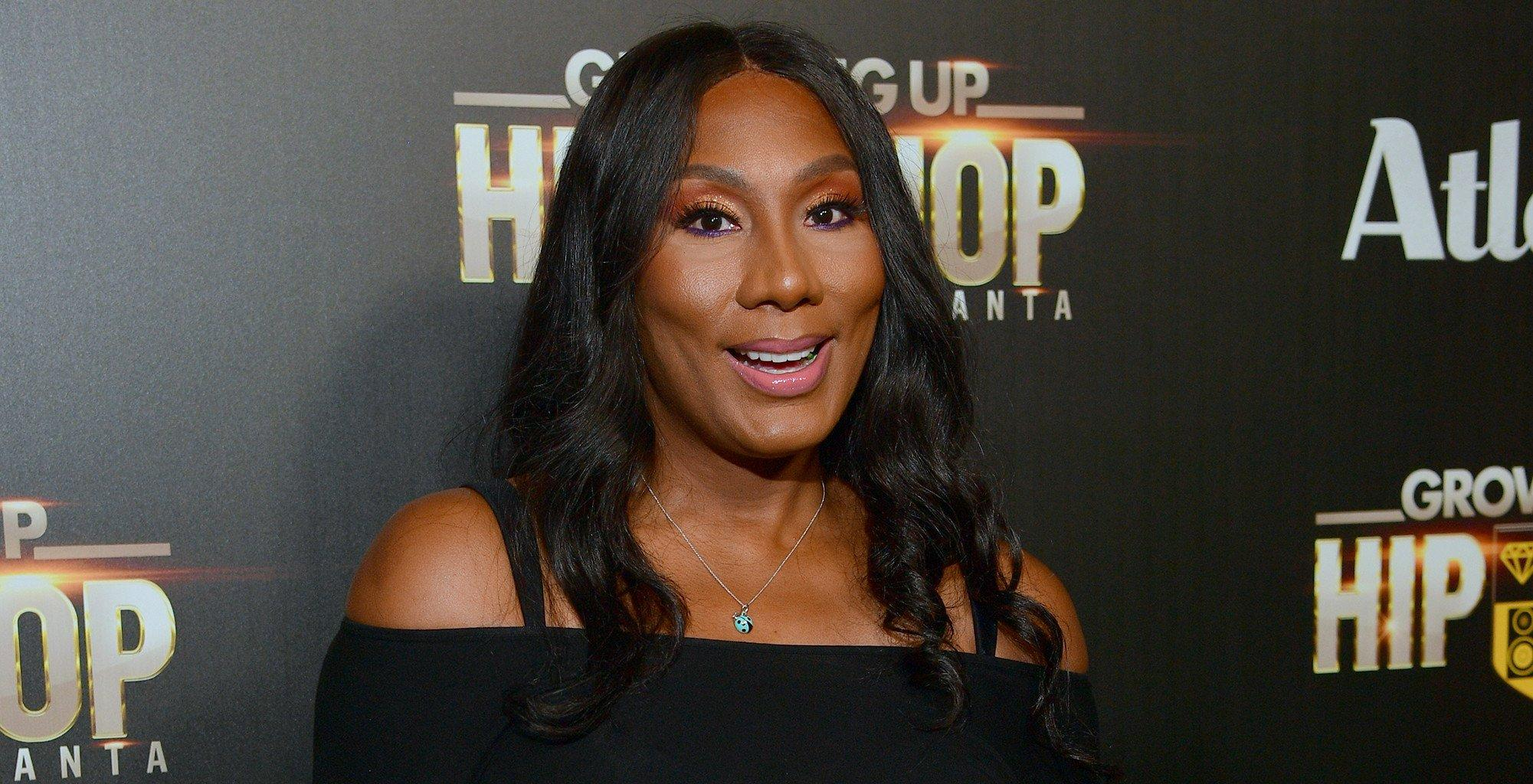 Towanda Braxton Wishes A Happy Birthday To Her Son - See The Funny Clips She Shared To Mark The Event