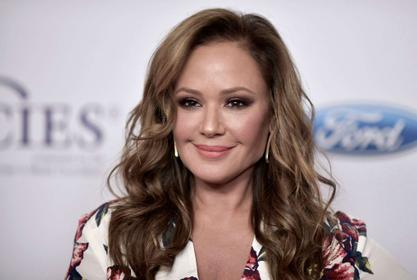 Leah Remini Drags Tom Cruise - Says His Rant Was A Stunt!
