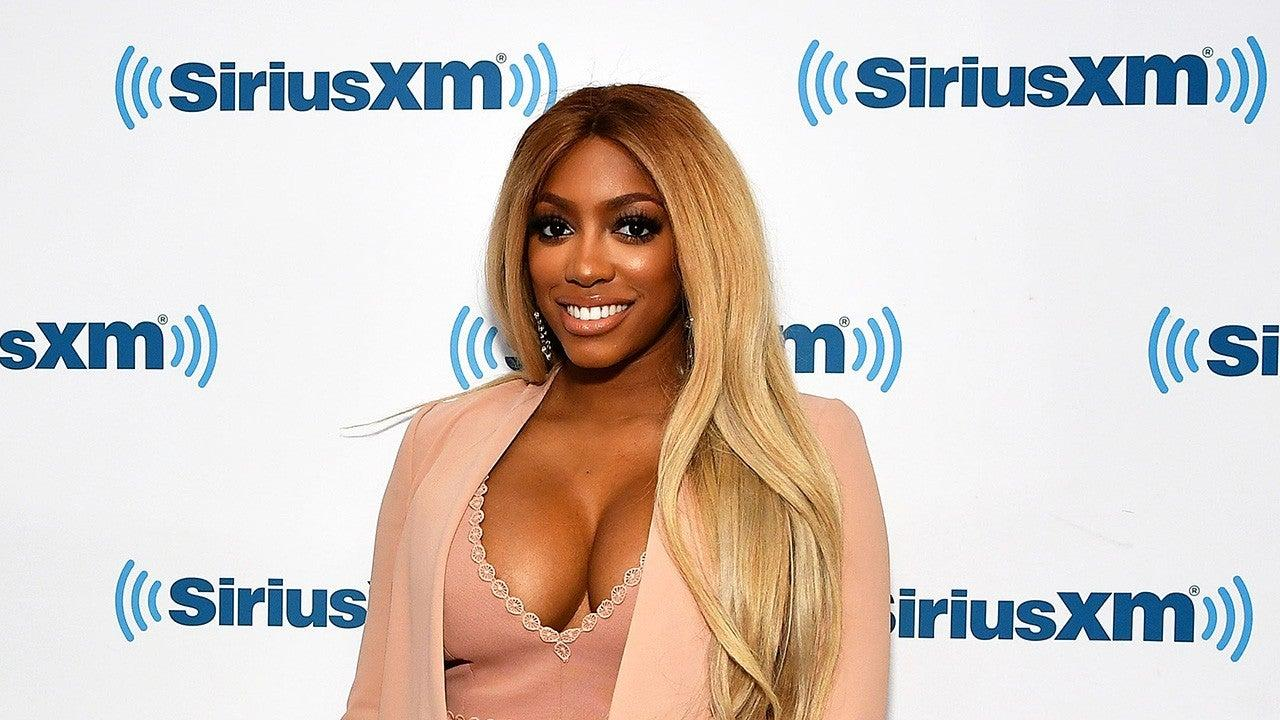 Porsha Williams Advertises Dennis McKinley's New Cognac - Check Out Her Video