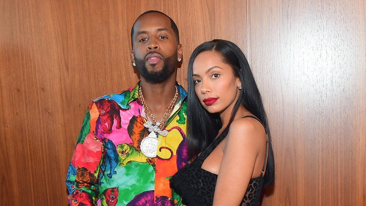 Safaree Finds New Ways To Park His Toys - Check Him Out Riding This Suzuki!