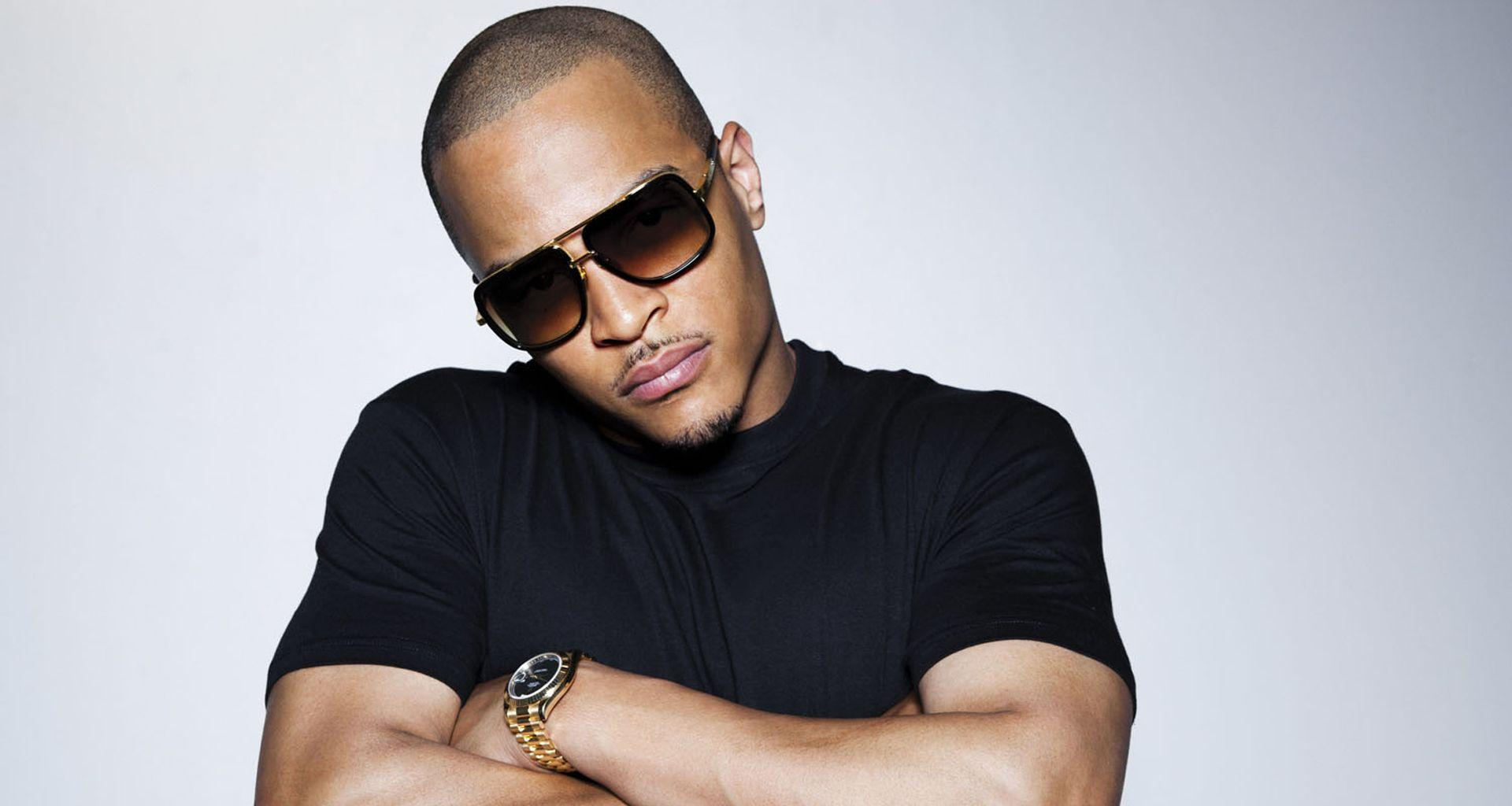 T.I. Has A Message For Young Men - Check It Out Here