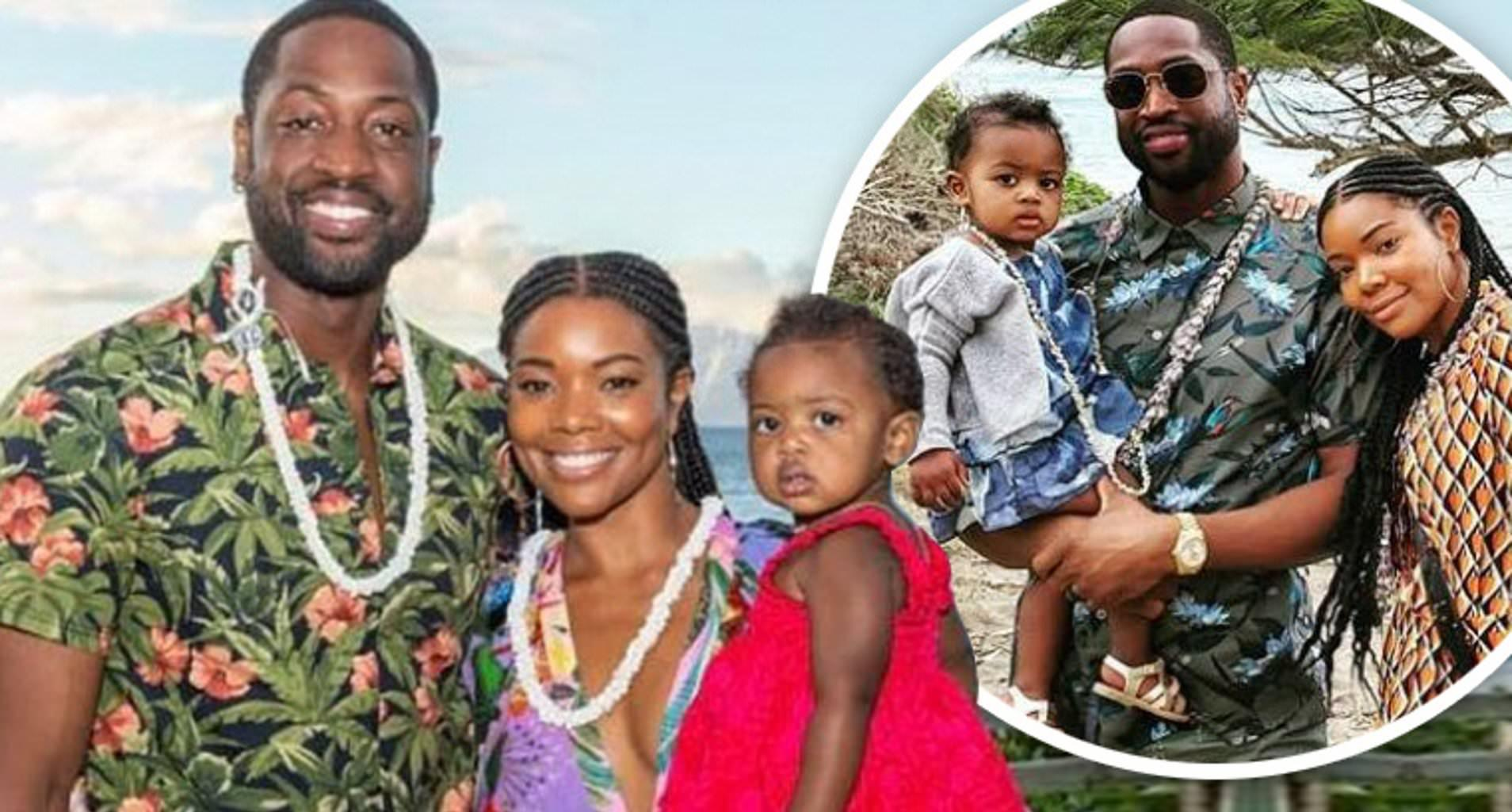 Gabrielle Union And Kaavia James Are Twinning In These Pics - See Their Sweet Matching Outfits